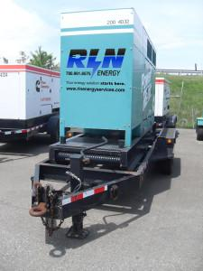 For the Best Generator Rentals Contact Us Today! | RLN Energy Se